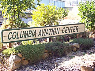 Columbia Aviation Center